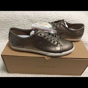 FRYE Leather Sports Sneakers